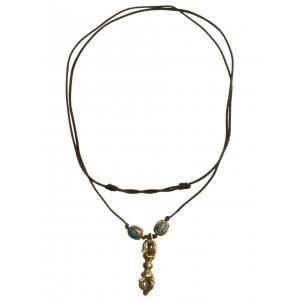 Halskette Karke mit Talisman Dorje