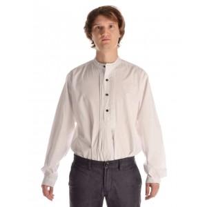 Trachtenhemd Isar (feine Baumwolle)