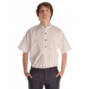 Trachtenhemd Isar Kurzarm