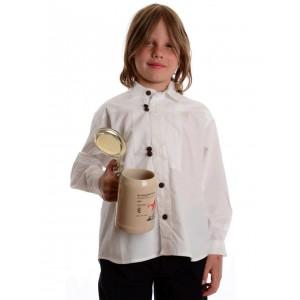 Trachtenhemd Kinder Trachten Hemd
