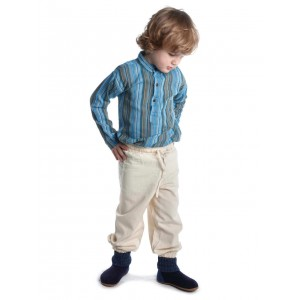 Schnürhose Mittelalter Kinder-Hose