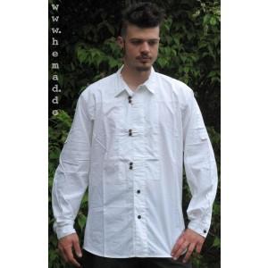 Trachtenhemd Salzach (feine Baumwolle)