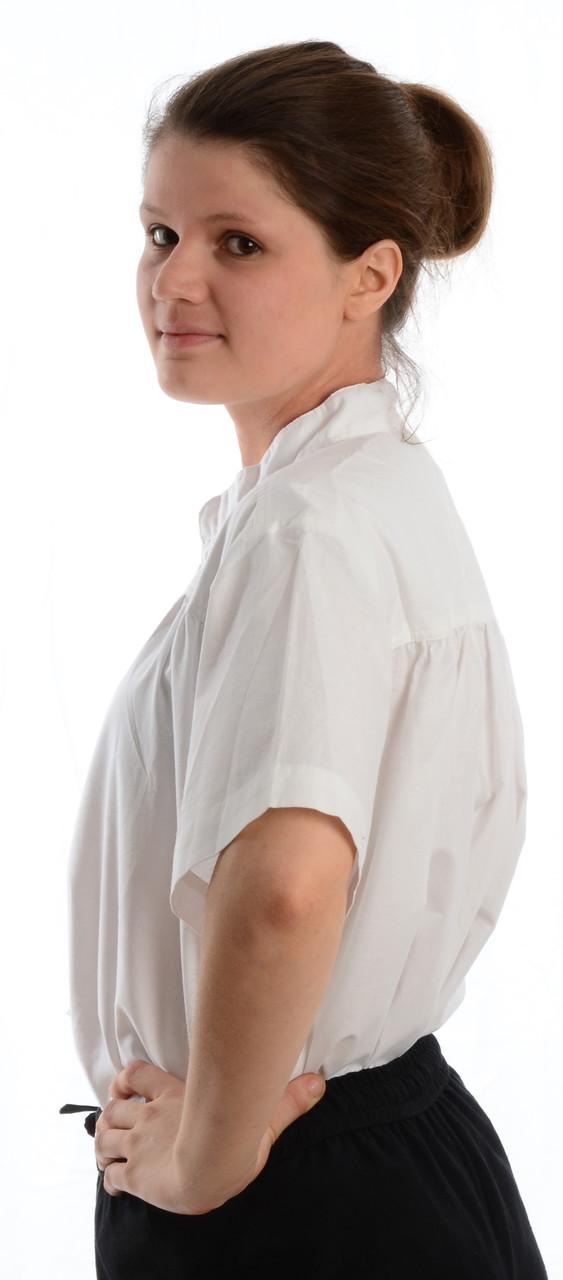 Mittelalter Blause Ortrun Kurzarm aus Baumwolle Baumwolle Baumwolle Weiß HEMAD Gewandung LARP  | München  | Bekannt für seine hervorragende Qualität  | Niedriger Preis  | Der neueste Stil  | Neueste Technologie  0c1791